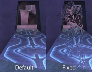 Active Camouflage Fix